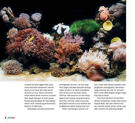 akuarium laut tawar akuarium laut dan tawar book by tim flona gramedia digital