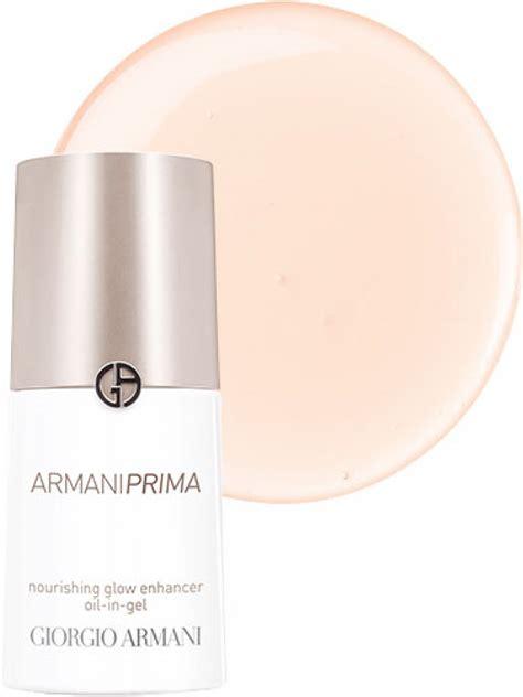 Giorgio Armani Armani Prima Glow On Moisturizing Balm Mini 7gr giorgio armani armani prima nourishing glow enhancer gel