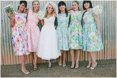 7 Lovely Alternatives To Bridesmaids Dresses by And Cool Alternative Bridesmaid Dresses Sohomode