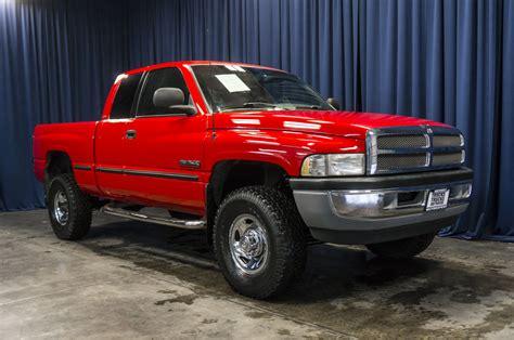 used dodge ram 2500 4x4 diesel sale used 1999 dodge ram 2500 slt 4x4 diesel truck for sale 36653