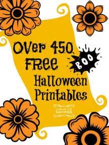 Free Halloween Decoration Printables Over 450 Free Halloween Printables To Download