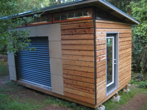 inspiring modern garden shed contemporary shed is the diy modern shed project style diy and crafts and modern