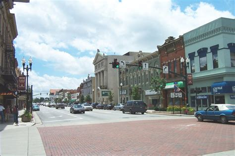 bowling green oh downtown bg photo picture image