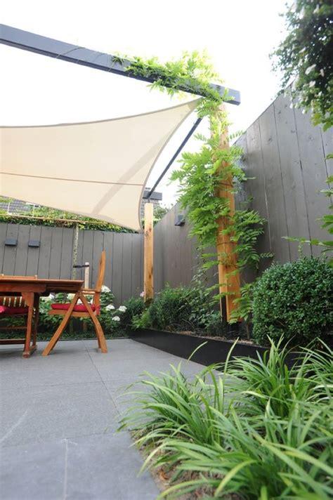 tuin zonnedoek je tuin alvast zomer proof maken wooninspiratie