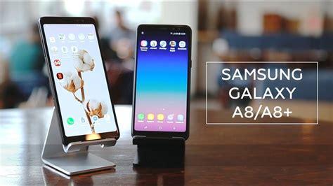 Samsung Galaxy Y A8 Samsung Galaxy A8 A8 2018 Look