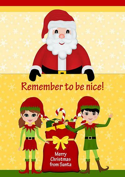 nice printable christmas cards printable christmas cards