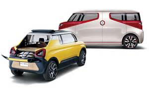 Are Suzuki Cars Suzuki Mighty Deck And Air Triser Real Names For