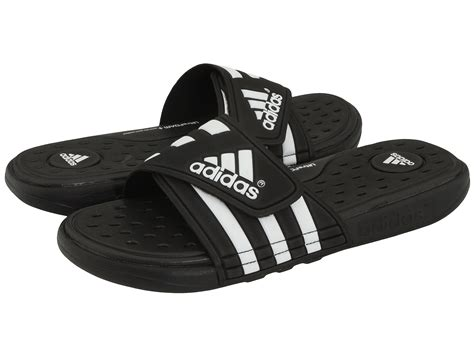 adidas sandals adidas adissage sc at zappos