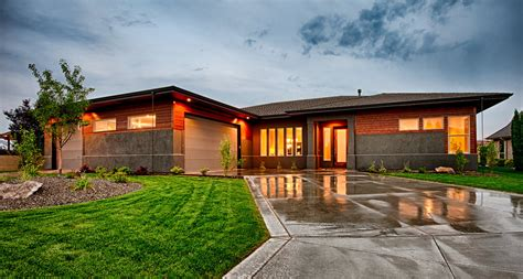 custom modern homes boise idaho custom homes eagle luxury builder syringa
