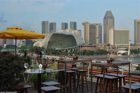 roof top bar in singapore prel ude rooftop bar in singapore the fullerton