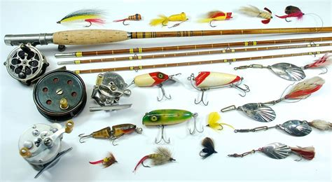 Fishing Tackle Giveaway - myhre why not begin collecting vintage fishing tackle outdoors siouxcityjournal com