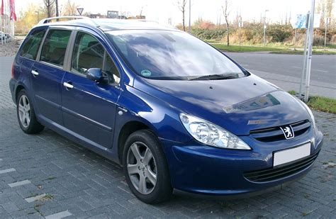 si鑒e peugeot 307 sw occasion file peugeot 307sw front 20071112 jpg