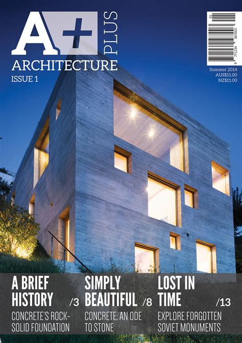 architectural design magazine architectural presentation home design interior