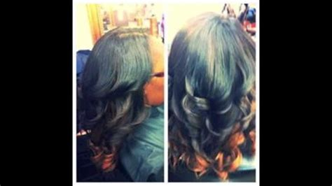 weave hairstyles youtube