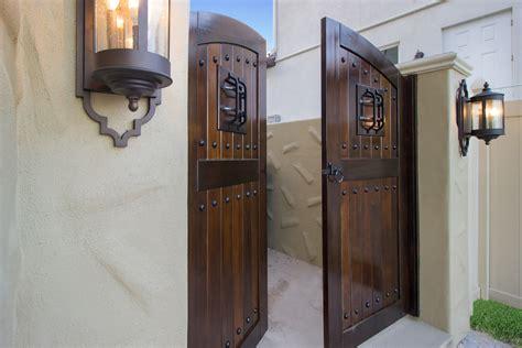 wood fence gate designs idea gallery custom wood gates