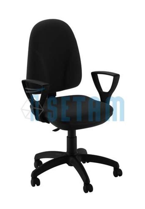 bureau cp si 232 ge bureau op 233 rative ergo cp en tissu noir setam