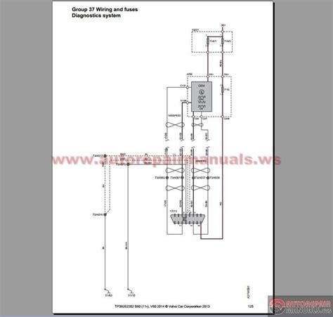 volvo electronic wiring diagram ewd wiring diagram