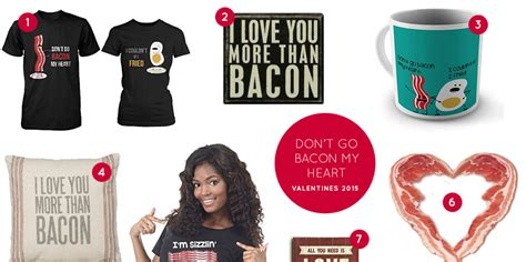 great valentines day gifts for great s day gifts for your special bacon lover