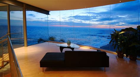 beautiful beach house interiors architecture corner beach house point place residence by mcclean design point place