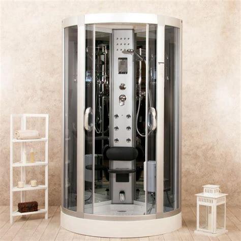 cabina idromassaggio 80x80 cabina box idromassaggio con cromoterapia radio in 3