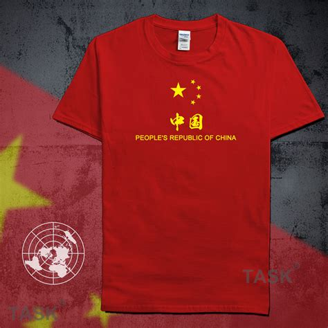 T Shirt Republic Of Gamers Chinays Fashion clothing brands china promotion shop for promotional