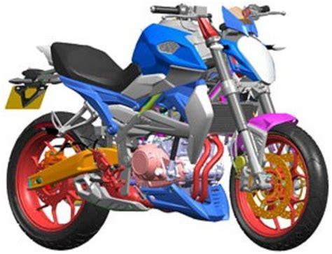 ada motor ada motor tiruan yamaha mt 03 dari china okezone news