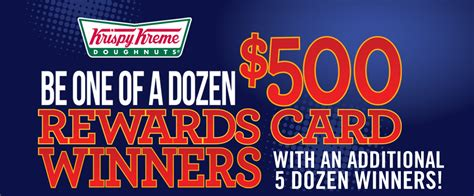 Krispy Kreme Giveaway - krispy kreme giveaway win a 500 gift card and more archives mojosavings com