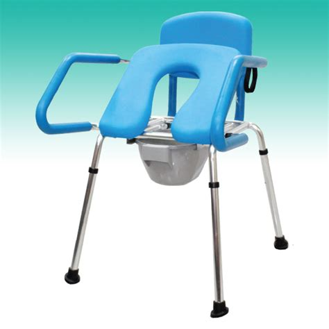 chairs suitable for hip replacement patients shower chair toilet aid easy lift aluminium
