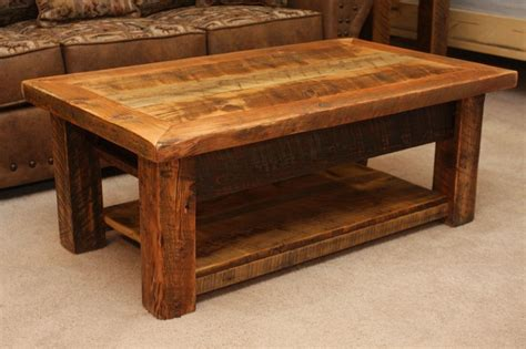 Rustic Coffee Table Plans Rustic Coffee Table Plans Home Design