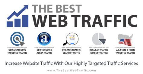 best website traffic generate web traffic the best web traffic