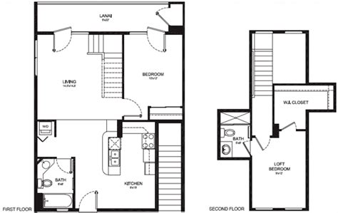 two bedroom house plans with loft 2 bedroom 2 bath with loft house plans best home design 2018