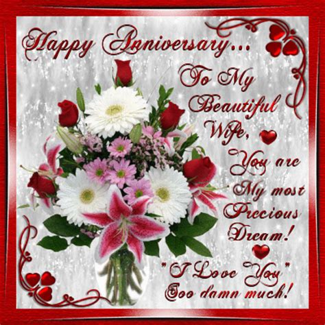 Wedding Anniversary With Your Name Picture Song Message by Happy Anniversary Beautiful Picture 135298865