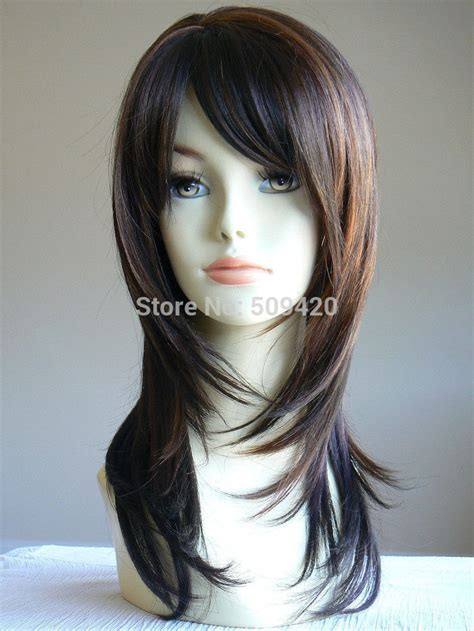 hairlights for black hair and layered for ladies over 50 popular layered hair highlights buy cheap layered hair