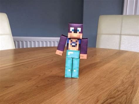 Minecraft Papercraft Iballisticsquid - 7 best images about on cats him