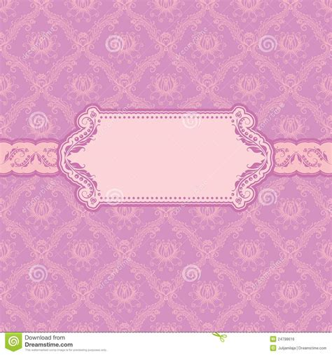 pattern frame template template frame design for greeting card royalty free