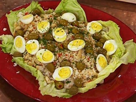 the green fairy portuguese cuisine kitchen re do s portuguese rice and salt cod salad recipe emeril lagasse