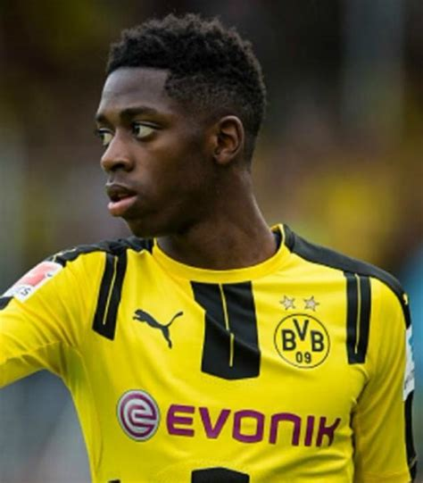 ousmane dembele haircut 19 year old ousmane dembele has exceeded the high