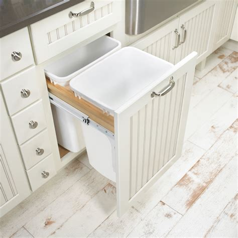 kitchen cabinet bins new initiatives from merillat show homeowners how to