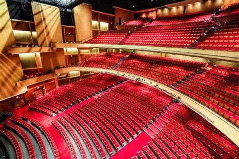 durham performing arts center seating view from the stage picture of dpac durham performing