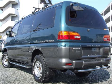 mitsubishi delica space gear mitsubishi delica space gear super exceed 1995 used for sale