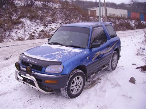 1994 Toyota For Sale 1994 Toyota Rav4 Pictures 2000cc Gasoline Automatic