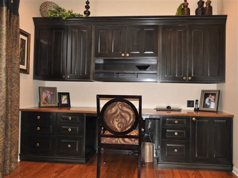 Home Office On Pinterest Desks Wall Units And Kitchen Desks Custom Home Office Desk
