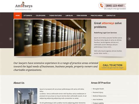 themes wordpress lawyers 30 best lawyer wordpress themes for law firms 2017