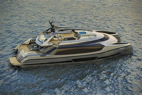 catamaran trip definition mauro giamboi imagined the stunning ego catamaran