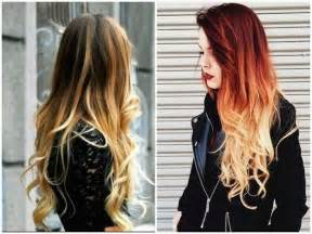 different ombre hair colors different types of ombre hair hair do s