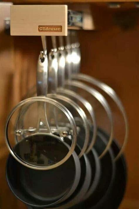kitchen lid storage pots and lid storage kitchen