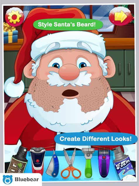 haircut games santa cut santa hair games myideasbedroom com