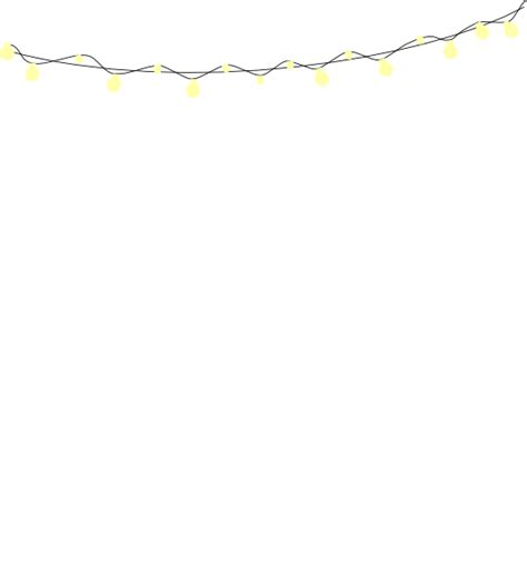 string of lights clipart string lights clip at clker vector clip