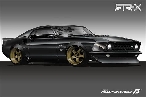 badass mustang from drifting to building gittin jr is planning to build