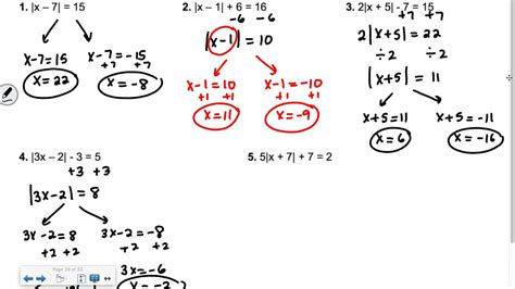 que es absolute layout section 3 7 algebra 1 absolute value equations and